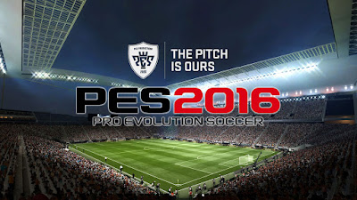 PES 2016 New Star Screen