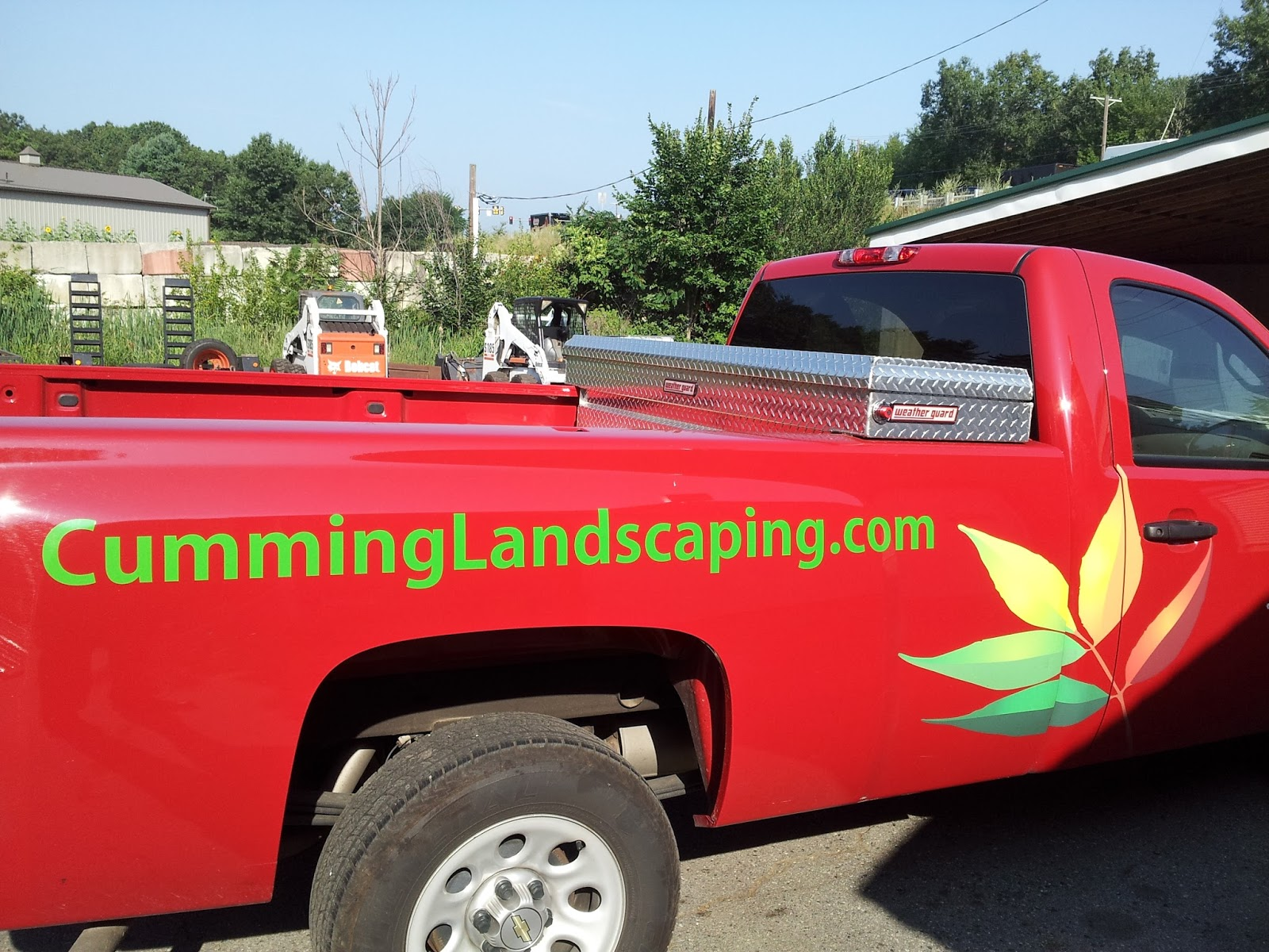 Landscaping Chelmsford Ma