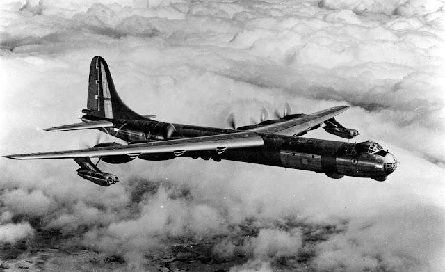 Convair B-36 Strategic Bomber