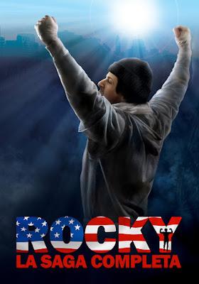 Rocky Colección DVD R1 NTSC Latino