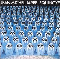 Portada del álbum Équinoxe, de Jean-Michel Jarre (1978)
