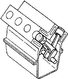 Blok silinder tipe V