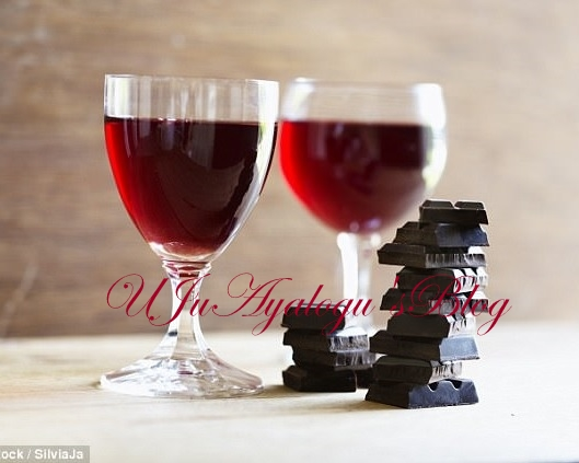 Chocolate and Red Wine are the Secret to Beating Wrinkles - Scientists Find Both Help Rejuvenate Old Cells