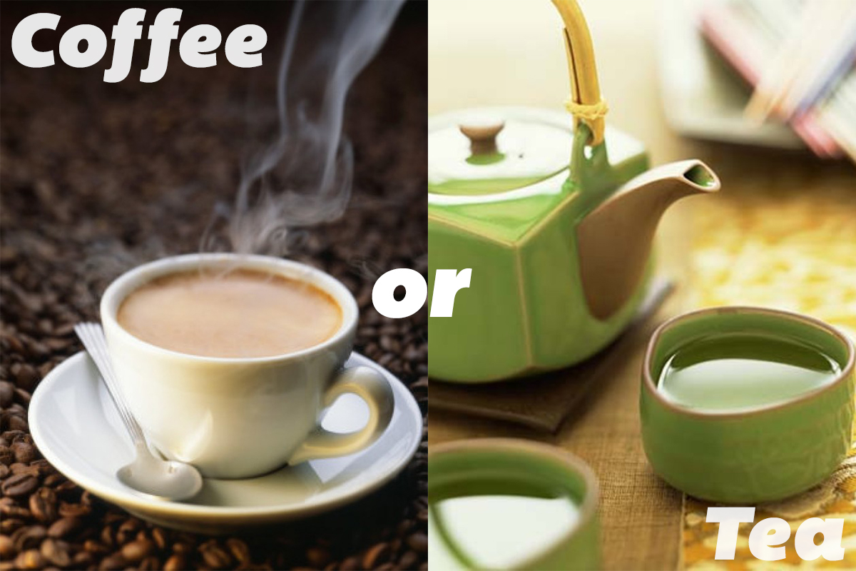 Image result for Coffee or Tea