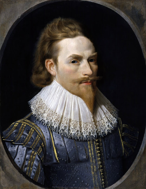 Sir Nathaniel Bacon, Self Portrait, Portraits of Painters, Fine arts, Nathaniel Bacon, Portraits of painters blog, Paintings of Nathaniel Bacon, Painter Nathaniel Bacon