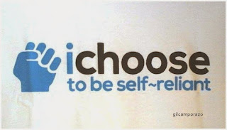 ichoose self-reliant logo