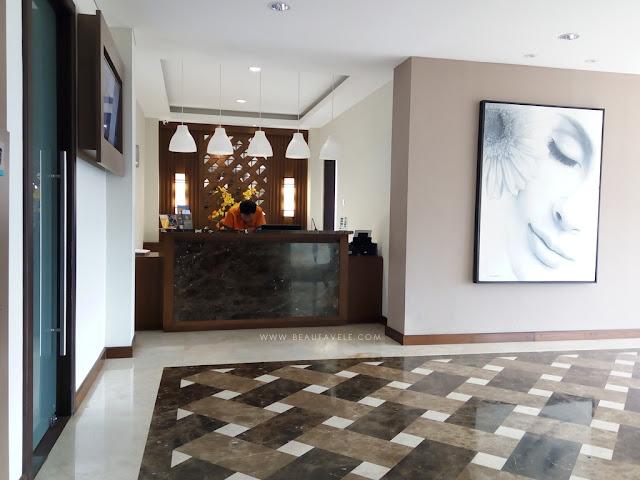 Lobby Kytos Hotel