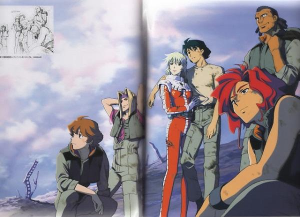 Gundam The 08th MS Team Subtitle Indonesia