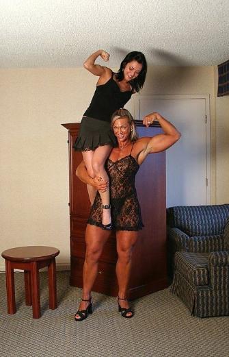 Taller Woman Nude 45