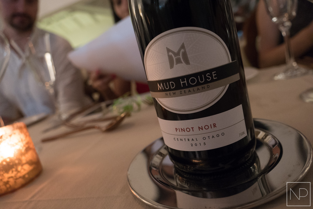 Mud House New Zealand wine