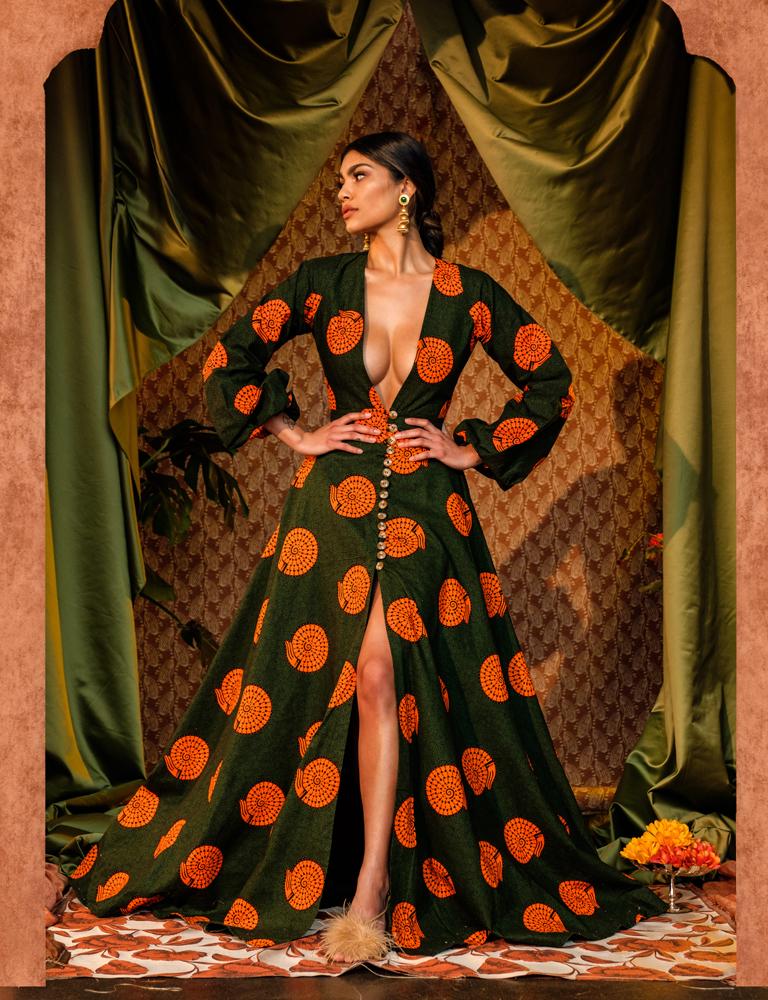African Dress 2019 Trends