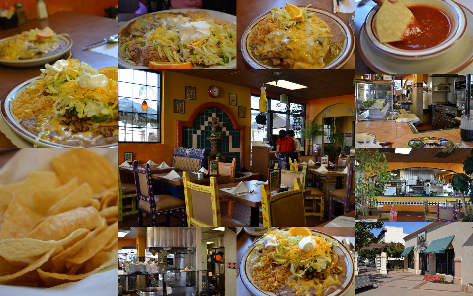 American Flavors: The Maya Mexican Restaurant