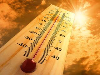 Car storage unit temperature