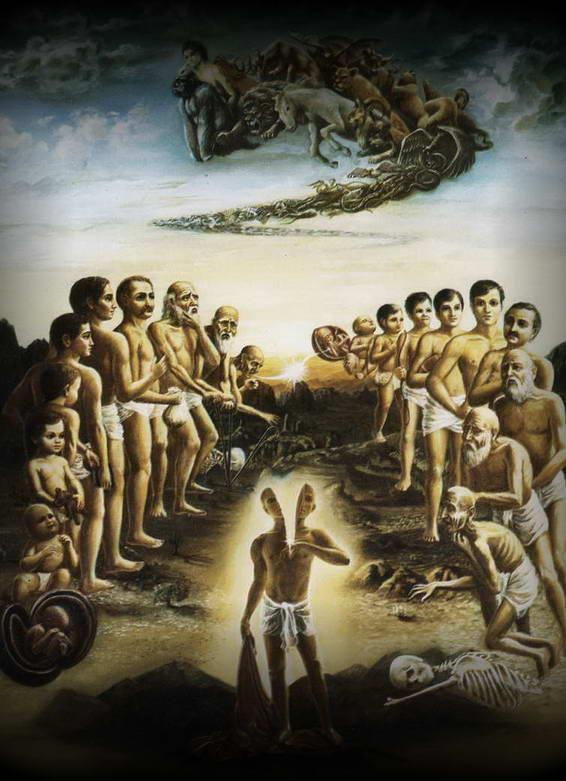 Ajaran Moksa : ajaran, moksa, Hindu:, Pengertian, Moksa