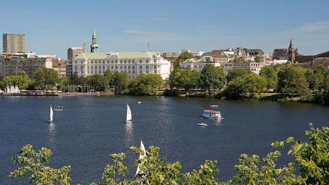 Hotel Atlantic Kempinski Hamburg в настоящее время