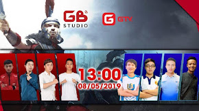 Khai trương GB Studio: Thưởng thức đại chiến 4v4 GameTV vs Liên Quân Song Hà
