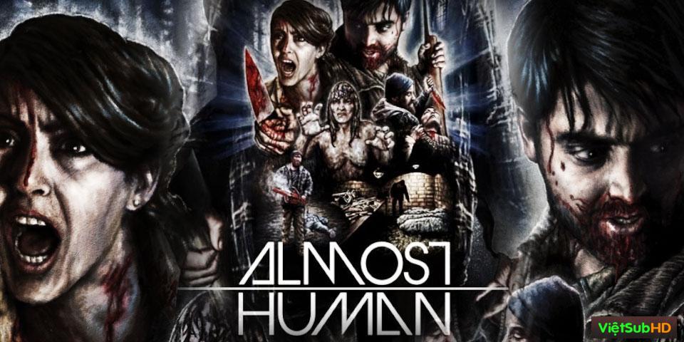 Phim Kỷ Nguyên Nhân Tạo 1 Hoàn tất (13/13) VietSub HD | Almost Human 2013