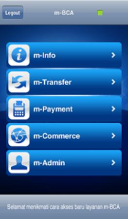 Cara menghapus List Daftar Transfer Pada Mobile Banking BCA
