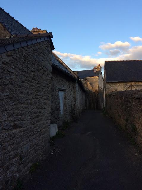 Huelgoat Brittany France