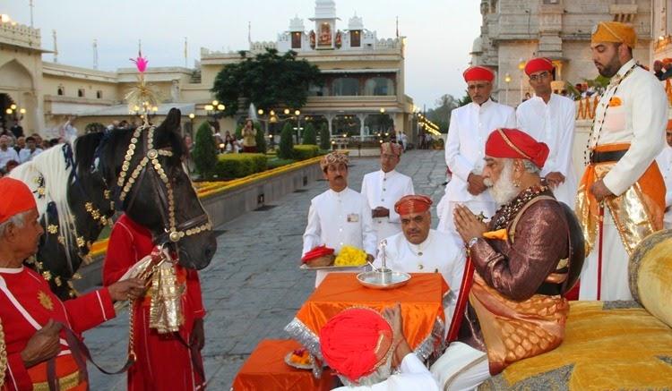 Ashwa Poojan Festival