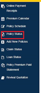 How to check LIC policy status, vested bonus and policy ...
