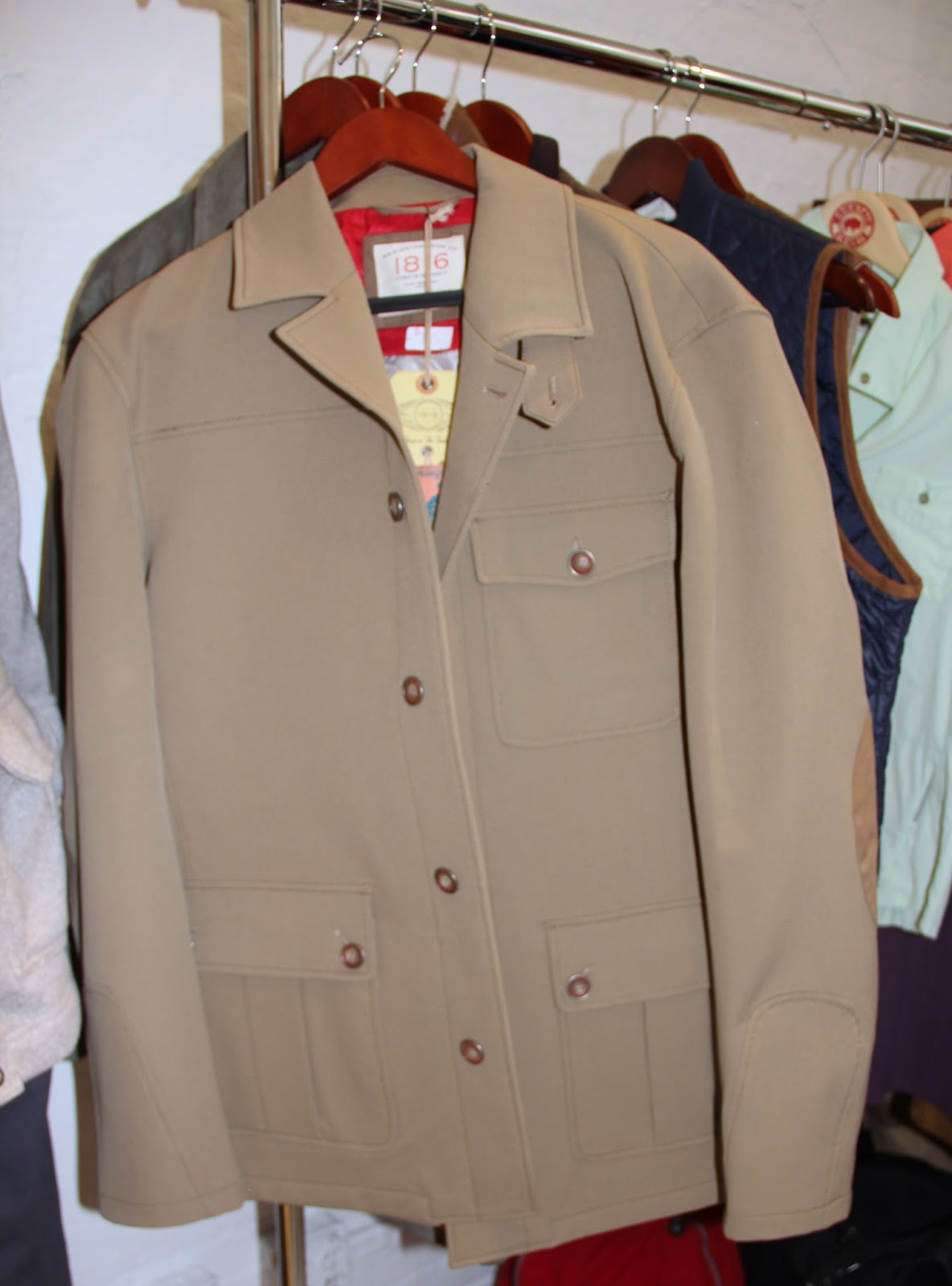 remington 1816 men s apparel 2014