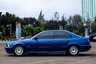 Eksterior BMW E39