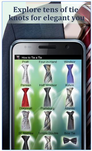 How to tie a tie pro apk free download features of how to tie a tie ccuart Image collections