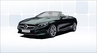 Mercedes S500 Cabriolet 2018