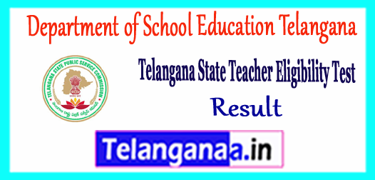 Telangana TSTET 2018 Results Rankcards Download TS Teacher Eligibility Test Results
