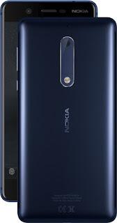 nokia 5 compact design