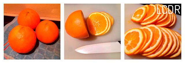 Bizcocho de naranjas confitadas 01