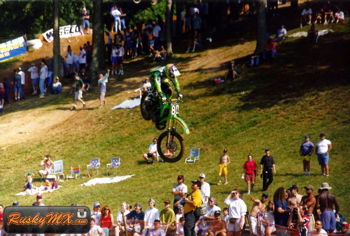 Brock Sellards Budds Creek 1997