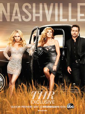 Nashville series poster