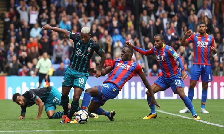 Cuplikan Gol Southamptom 1-2 Crystal Palace | Liga Inggris Pekan 22