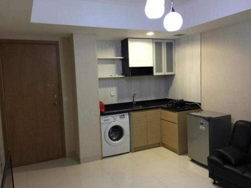 kitchen set dengan mesin cuci 1