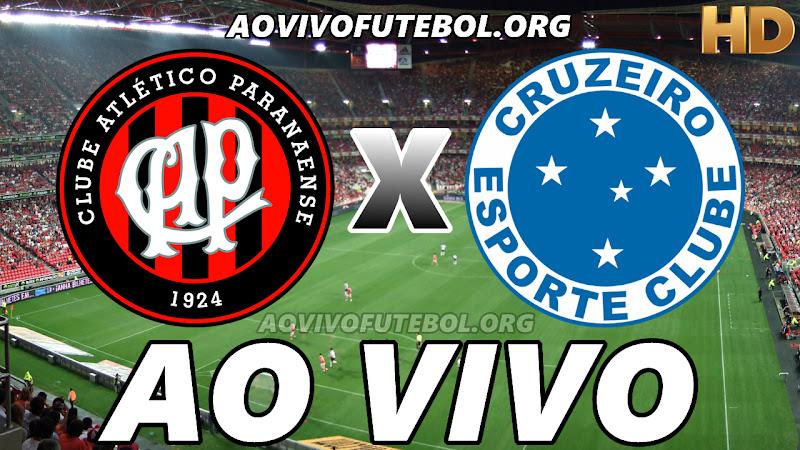 Atlético Paranaense x Cruzeiro Ao Vivo HD TV PFC