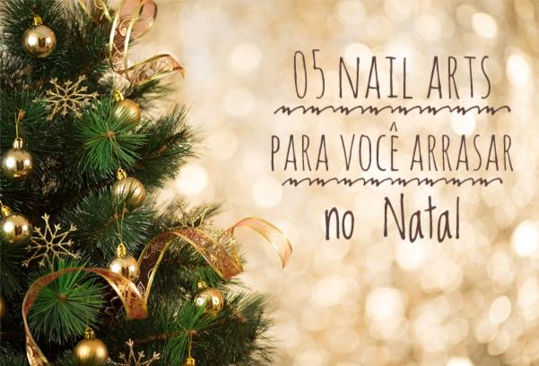 nail-arts-para-o-natal