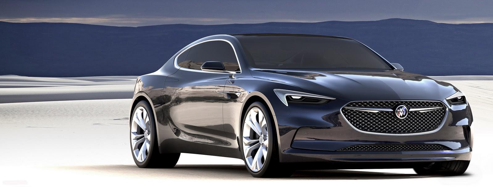 Buick Avista Concept With Twin-Turbo V6 May Hint At ...