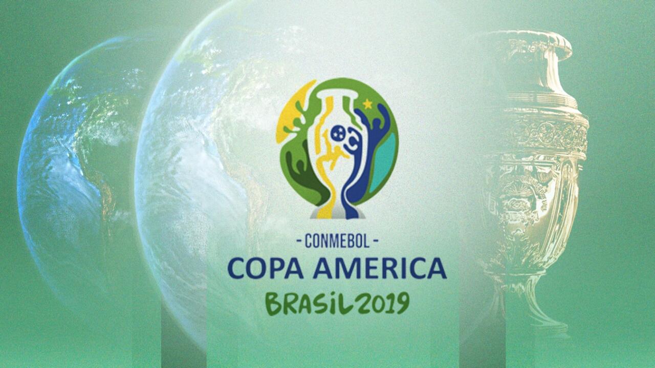 Hasil Undian Fase Grup Copa America 2019