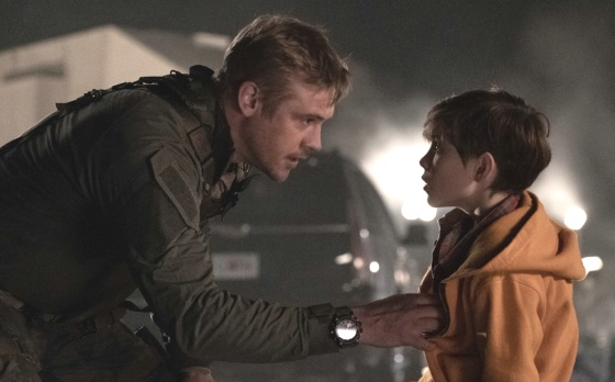 Boyd Holbrook, Jacob Tremblay