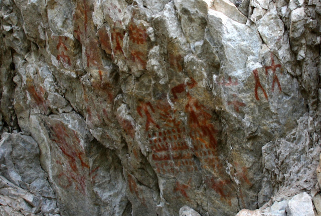 4,000 year old rock art found in Russia's Eastern Transbaikal