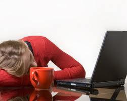 ^Cara Mengatasi Rasa Ngantuk Saat Bekerja