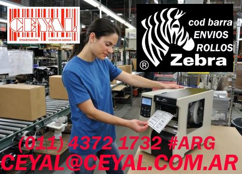 Etiquetadora Zebra TSC no funciona