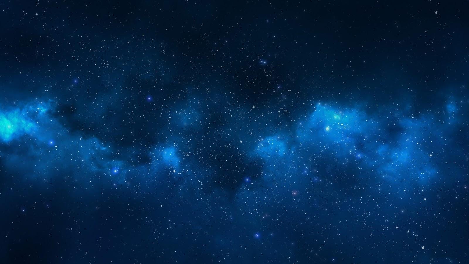 Photo De Couverture Beau Fond Bleu Ciel étoilé Type