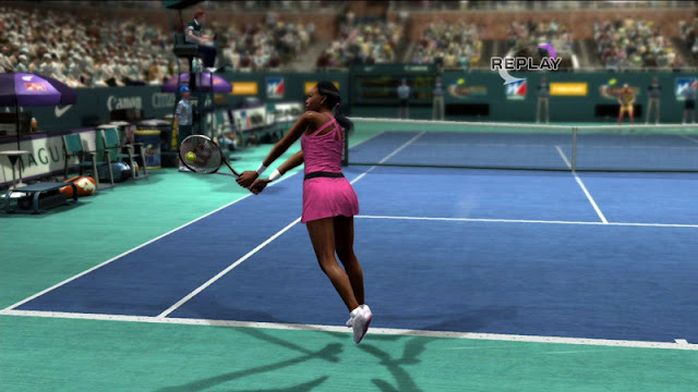 Virtua Tennis 4 PC Game Play