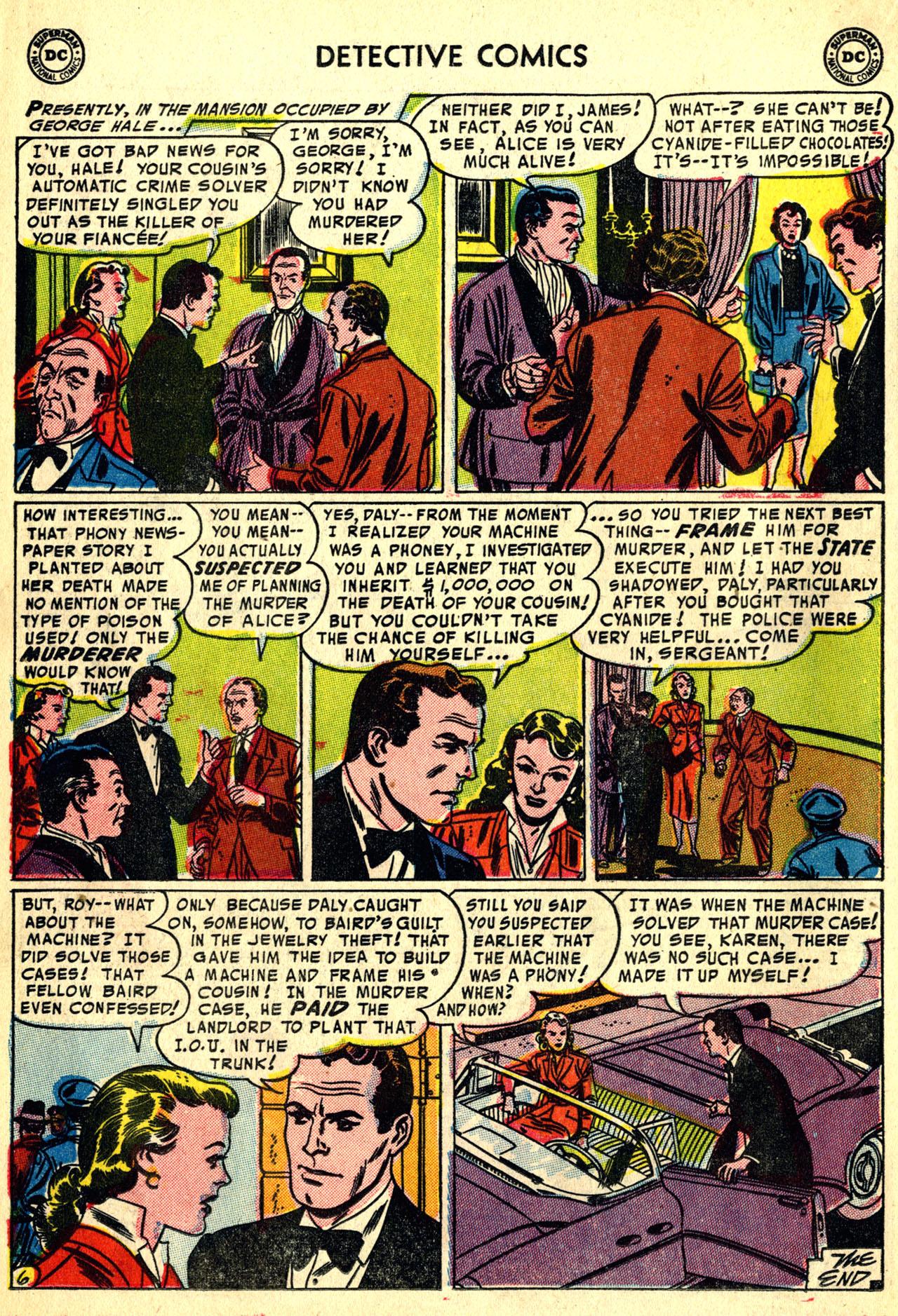 Detective Comics (1937) 208 Page 21
