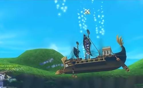 Pirate101 Ship PvP
