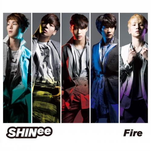 Single] SHINee – Fire [Japanese] - Best Album Release, Full
