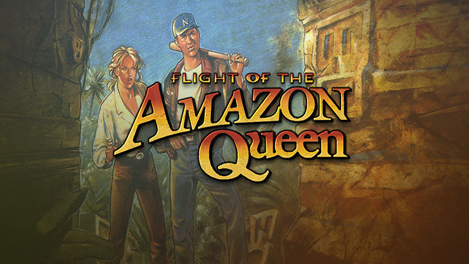 Flight of the Amazon Queen PC Game Download